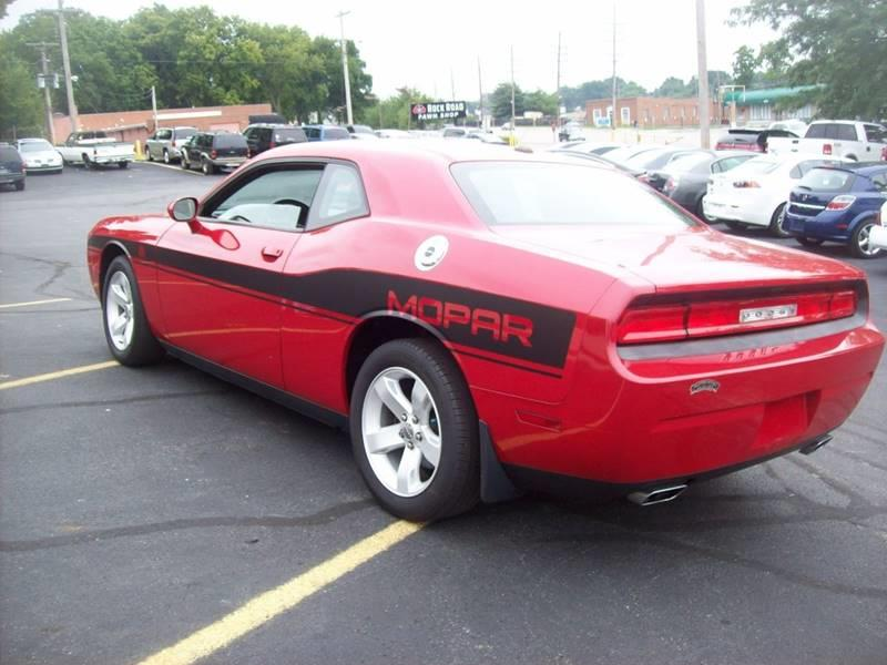 2013 Dodge Challenger for sale at Allstar Motors, Inc. in St. Louis MO