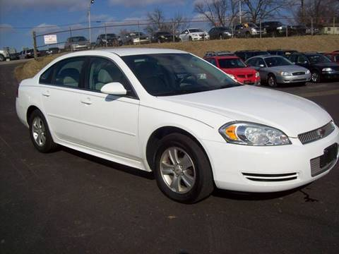 2014 Chevrolet Impala Limited for sale at Allstar Motors, Inc. in St. Louis MO