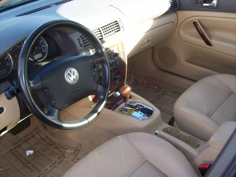 2004 Volkswagen Passat for sale at Allstar Motors, Inc. in St. Louis MO