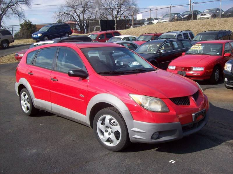 2003 Pontiac Vibe for sale at Allstar Motors, Inc. in St. Louis MO
