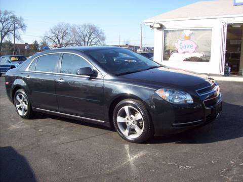 2012 Chevrolet Malibu for sale at Allstar Motors, Inc. in St. Louis MO
