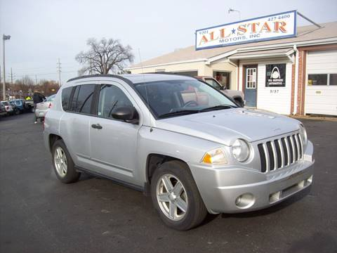 2007 Jeep Compass for sale at Allstar Motors, Inc. in St. Louis MO