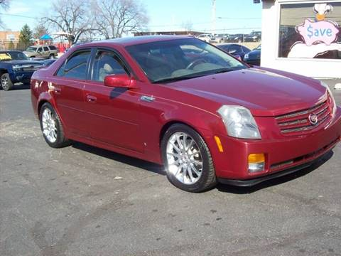 2007 Cadillac CTS for sale at Allstar Motors, Inc. in St. Louis MO