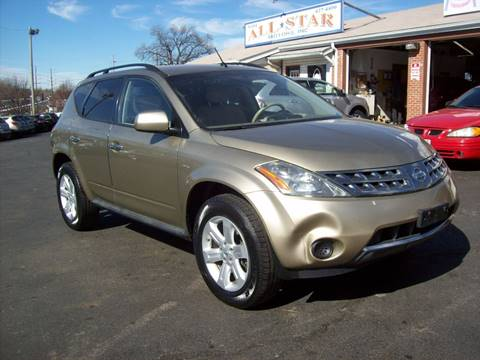 2007 Nissan Murano for sale at Allstar Motors, Inc. in St. Louis MO