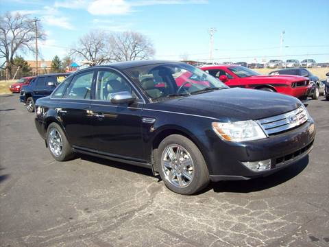 2009 Ford Taurus for sale at Allstar Motors, Inc. in St. Louis MO