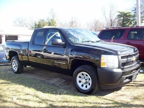 2011 Chevrolet Silverado 1500 for sale at Allstar Motors, Inc. in St. Louis MO