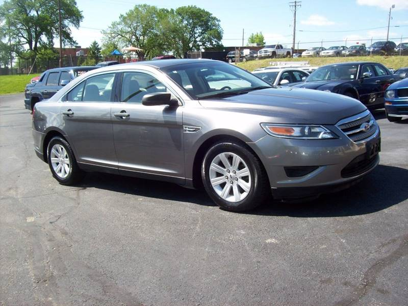 2012 Ford Taurus for sale at Allstar Motors, Inc. in St. Louis MO