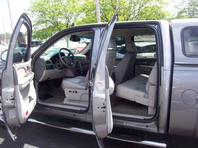 2007 GMC Sierra 1500 for sale at Allstar Motors, Inc. in St. Louis MO