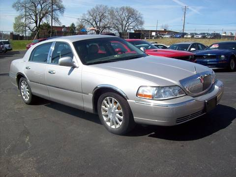2006 Lincoln Town Car for sale in St. Louis, MO
