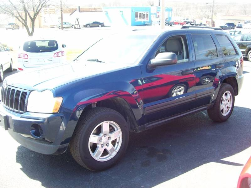 2006 Jeep Grand Cherokee for sale at Allstar Motors, Inc. in St. Louis MO