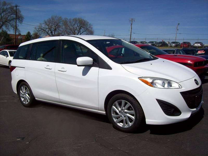 2012 Mazda MAZDA5 for sale at Allstar Motors, Inc. in St. Louis MO