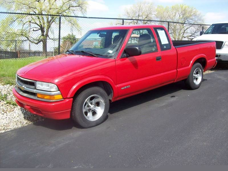 2000 Chevrolet S-10 for sale at Allstar Motors, Inc. in St. Louis MO