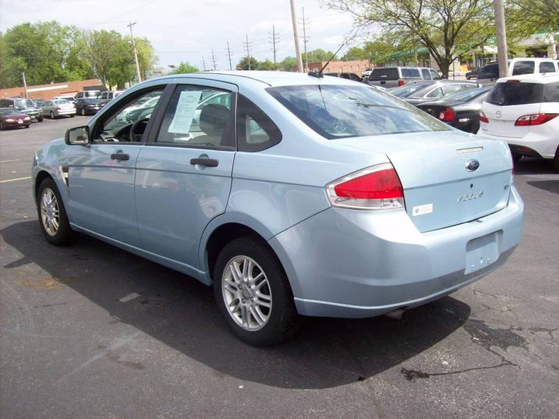 2008 Ford Focus for sale at Allstar Motors, Inc. in St. Louis MO