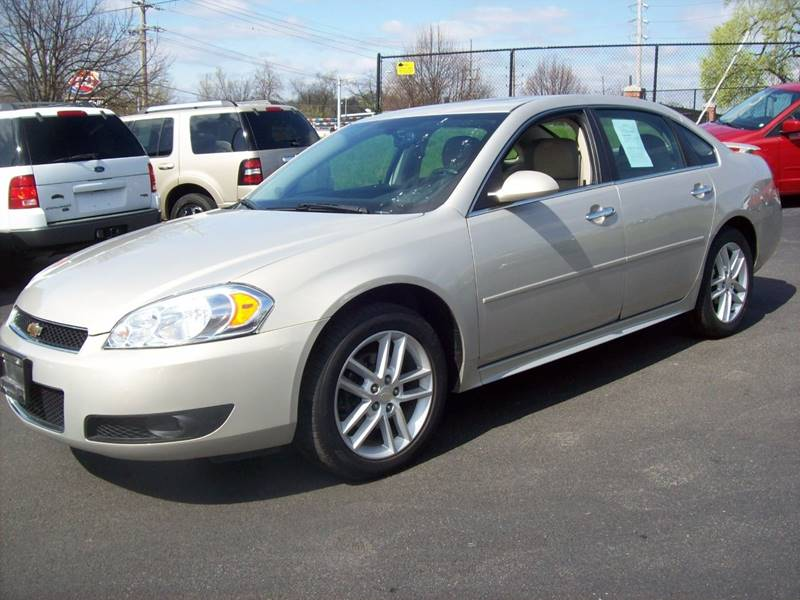 2012 Chevrolet Impala for sale at Allstar Motors, Inc. in St. Louis MO