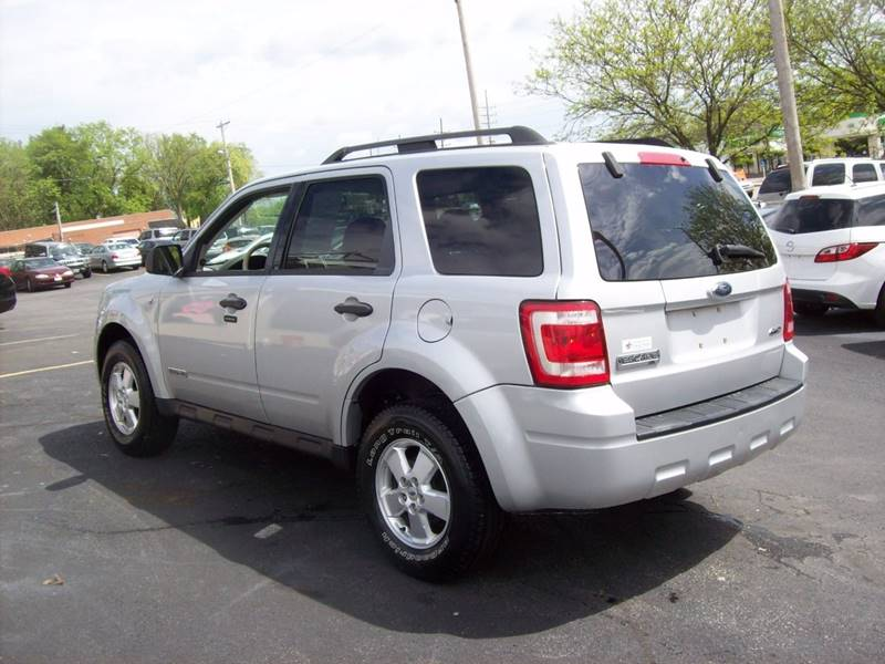 2008 Ford Escape for sale at Allstar Motors, Inc. in St. Louis MO