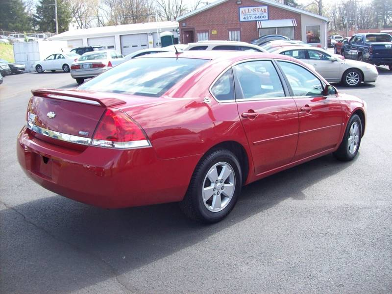 2007 Chevrolet Impala for sale at Allstar Motors, Inc. in St. Louis MO