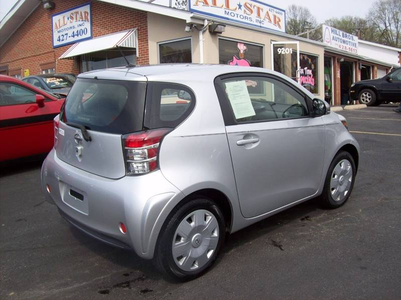 2012 Scion iQ for sale at Allstar Motors, Inc. in St. Louis MO