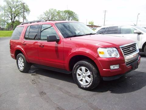 2010 Ford Explorer for sale at Allstar Motors, Inc. in St. Louis MO