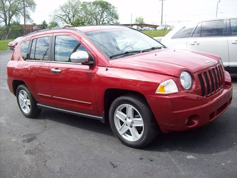 2008 Jeep Compass for sale at Allstar Motors, Inc. in St. Louis MO