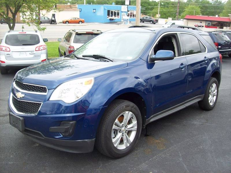 2010 Chevrolet Equinox for sale at Allstar Motors, Inc. in St. Louis MO