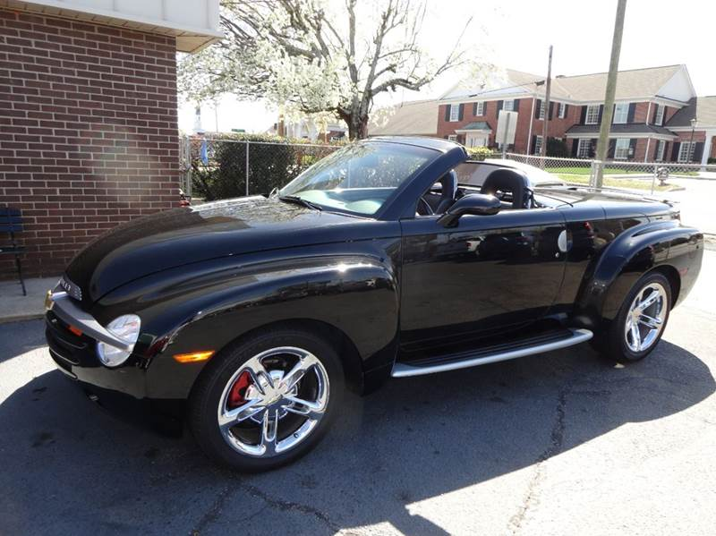 2005 Chevrolet SSR for sale at McAlister Motor Co. in Easley SC