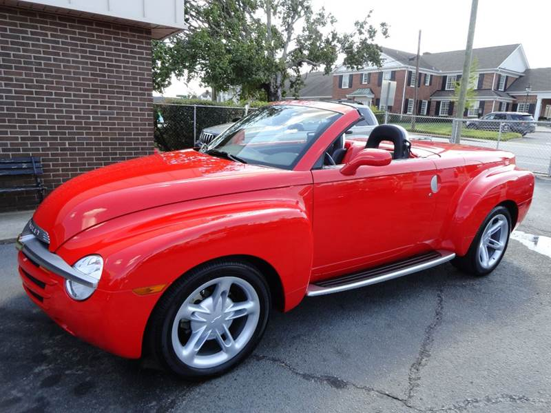 2003 Chevrolet SSR for sale at McAlister Motor Co. in Easley SC