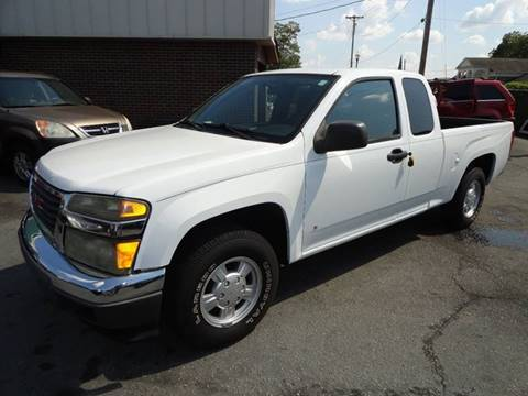 2007 GMC Canyon for sale in Easley, SC
