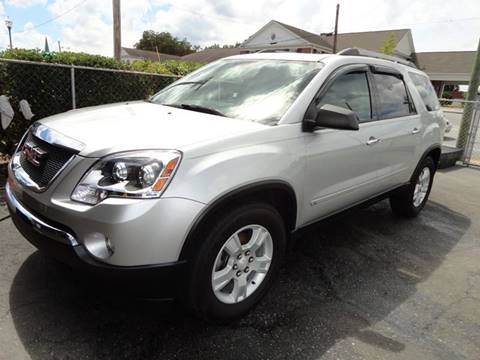 2010 GMC Acadia for sale in Easley, SC
