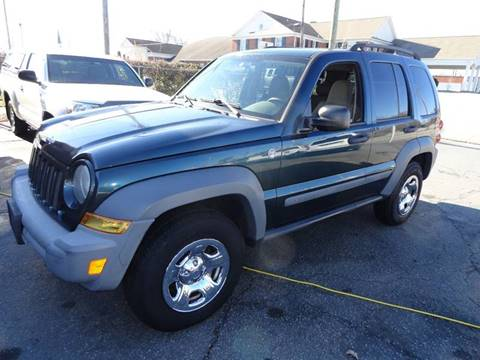 2005 Jeep Liberty for sale in Easley, SC