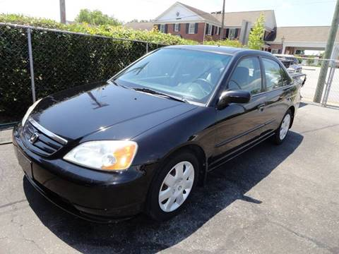 2001 Honda Civic for sale in Easley, SC