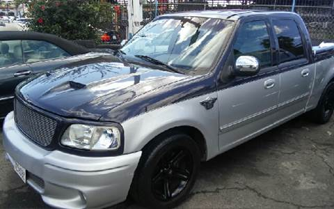 1999 Ford F-150 for sale in Los Angeles, CA