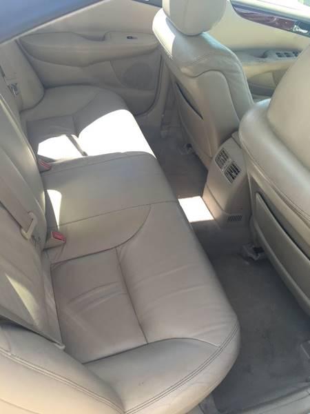 2002 Lexus ES 300 4dr Sedan - Kenosha WI