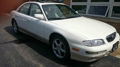 2000 Mazda Millenia for sale at Petite Auto Sales in Kenosha WI