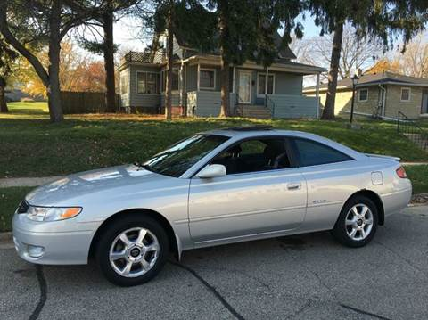1999 Toyota Camry Solara for sale at Petite Auto Sales in Kenosha WI