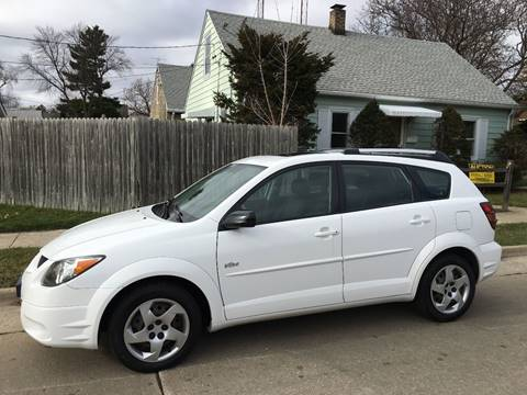 2004 Pontiac Vibe for sale at Petite Auto Sales in Kenosha WI