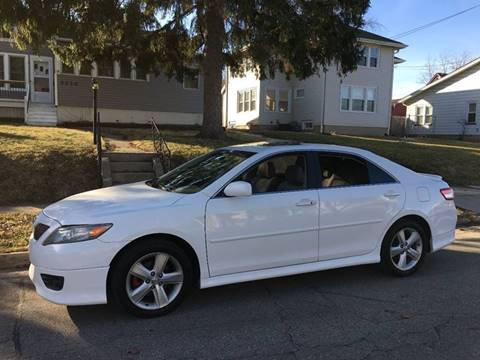 2010 Toyota Camry for sale at Petite Auto Sales in Kenosha WI