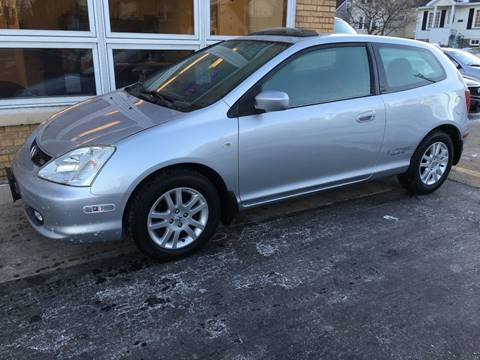 2002 Honda Civic for sale at Petite Auto Sales in Kenosha WI