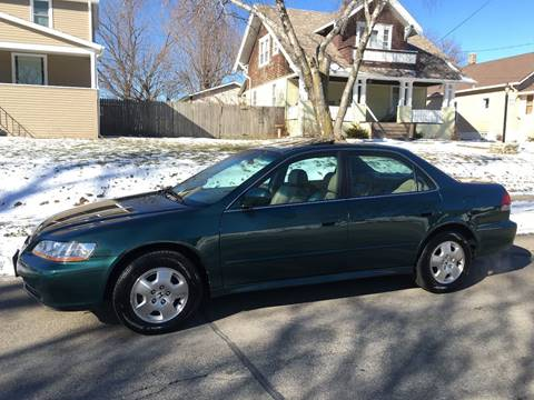 2002 Honda Accord for sale at Petite Auto Sales in Kenosha WI