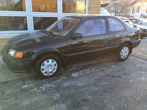 1996 Toyota Tercel for sale at Petite Auto Sales in Kenosha WI