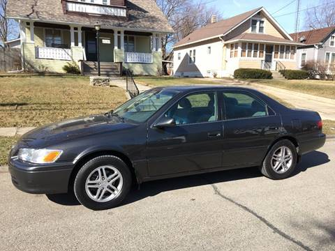 2000 Toyota Camry for sale at Petite Auto Sales in Kenosha WI