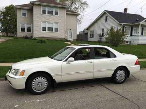 2000 Acura RL for sale at Petite Auto Sales in Kenosha WI