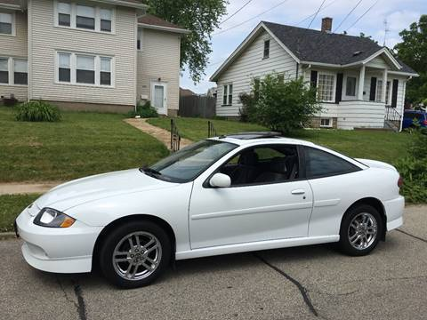 2003 Chevrolet Cavalier for sale at Petite Auto Sales in Kenosha WI