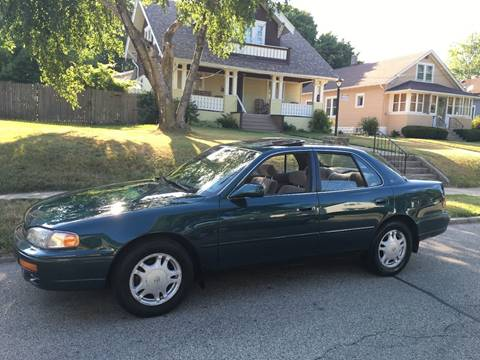 1996 Toyota Camry for sale at Petite Auto Sales in Kenosha WI