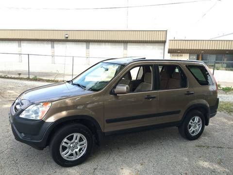 2003 Honda CR-V for sale at Petite Auto Sales in Kenosha WI