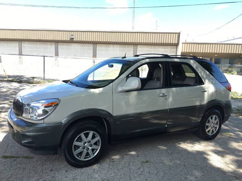 2004 Buick Rendezvous for sale at Petite Auto Sales in Kenosha WI