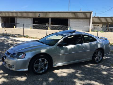 2003 Dodge Stratus for sale at Petite Auto Sales in Kenosha WI
