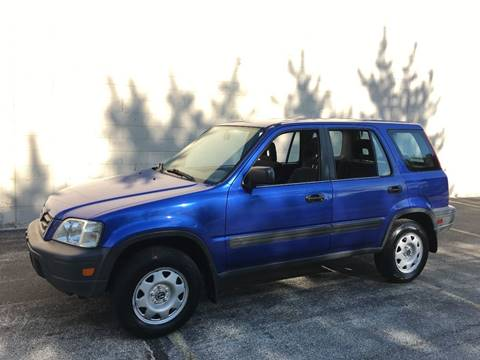 2001 Honda CR-V for sale at Petite Auto Sales in Kenosha WI