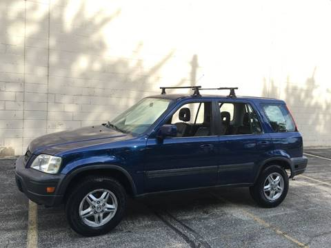1999 Honda CR-V for sale at Petite Auto Sales in Kenosha WI