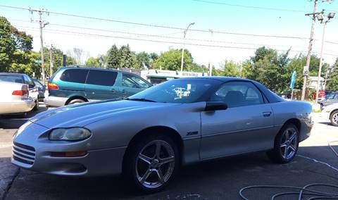 1998 Chevrolet Camaro for sale at Petite Auto Sales in Kenosha WI