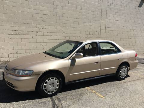 2001 Honda Accord for sale at Petite Auto Sales in Kenosha WI